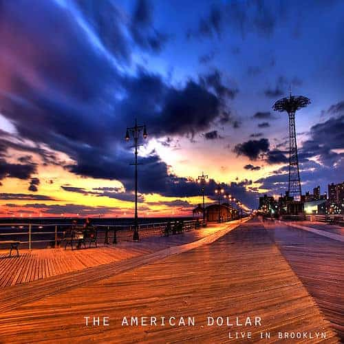 Live In Brooklyn by The American Dollar