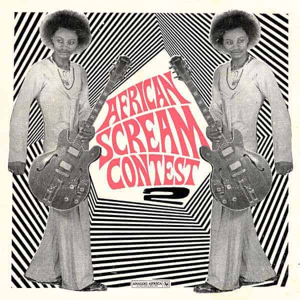 African Scream Contest 2 by Various