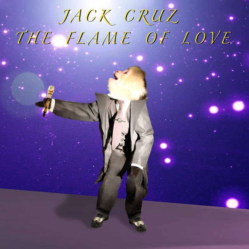 The Flame of Love by David Lynch & Jack Cruz