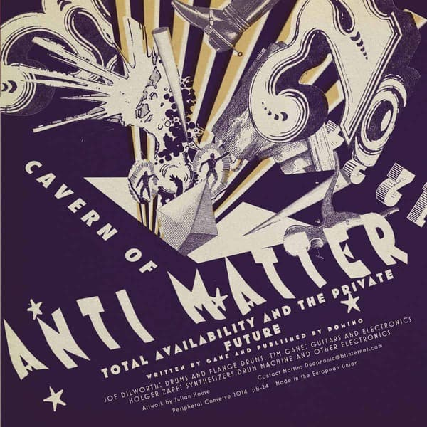 Total Availability and the Private World by Cavern of Anti-Matter