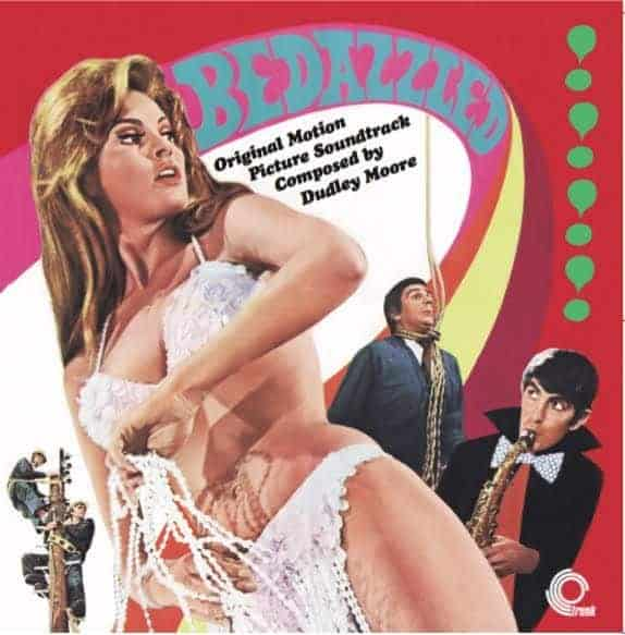 Bedazzled – The Original Motion Picture Soundtrack by Peter Cook, Dudley Moore, Dudley Moore Trio