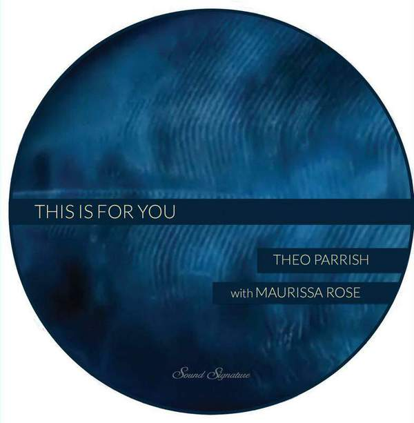 This Is For You by Theo Parrish with Maurissa Rose