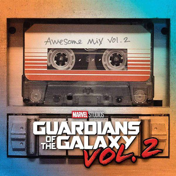 Guardians of the Galaxy: Awesome Mix Vol. 2 by Various