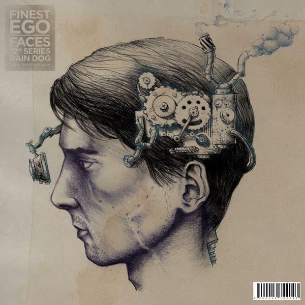 Finest Ego Faces Series 3 EP by Sekuoia / Rain Dog