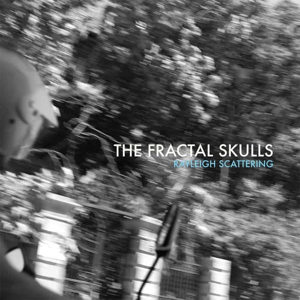 Rayleigh Scattering by The Fractal Skulls