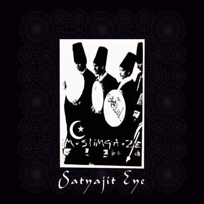 Satyajit Eye by Muslimgauze