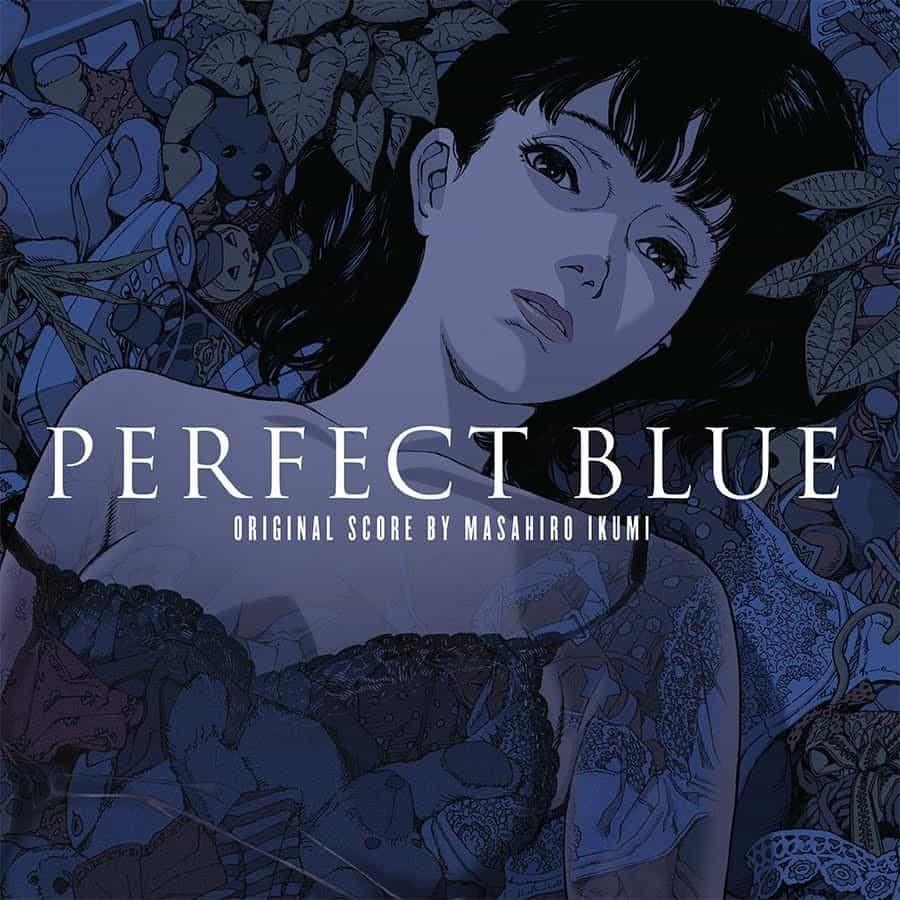 Perfect Blue (Original Soundtrack) by Masahiro Ikumi