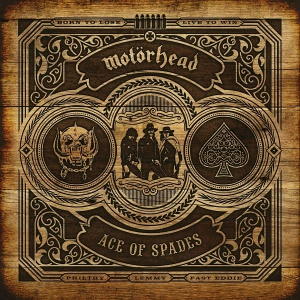 Ace Of Spades (40th Anniversary Deluxe Box Set) by Motörhead