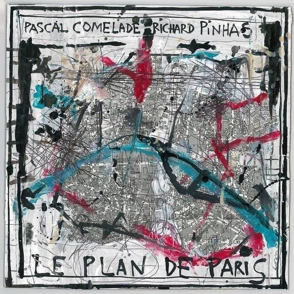 Le plan de Paris by Pascal Comelade / Richard Pinhas