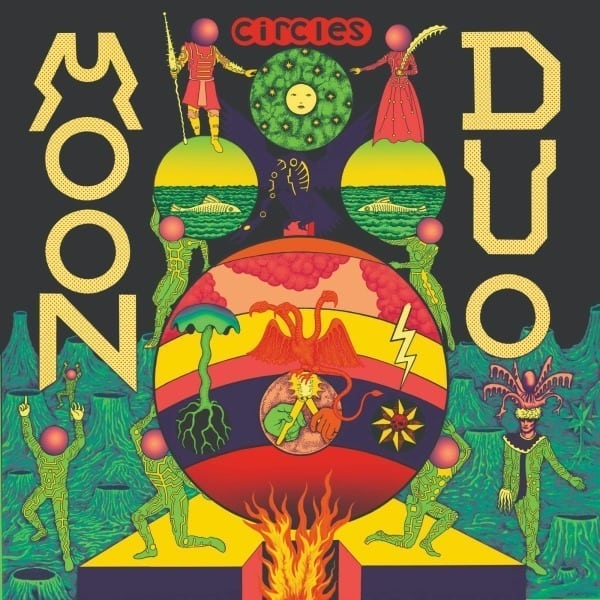 Circles by Moon Duo