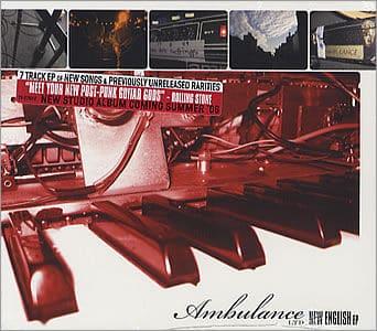 New English EP by Ambulance Ltd