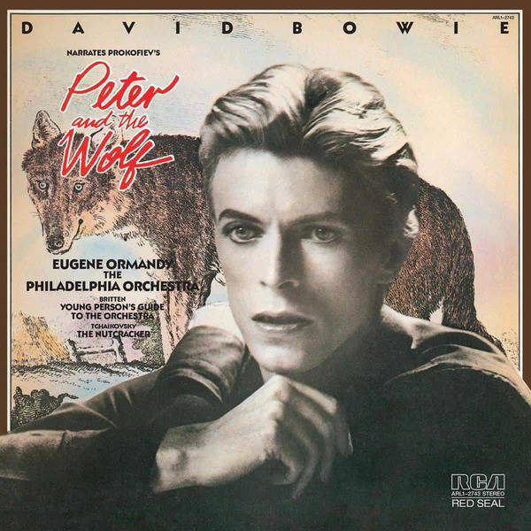 Peter and The Wolf by David Bowie