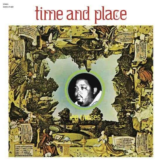 Time and Place by Lee Moses