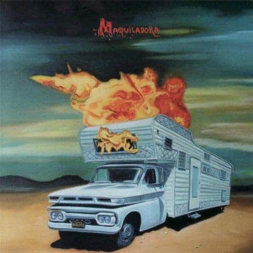A House All On Fire by Maquiladora