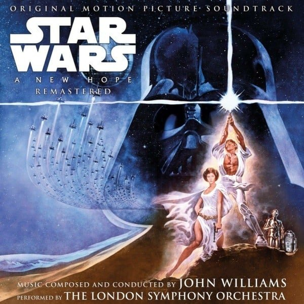 john williams  star wars  episode iv