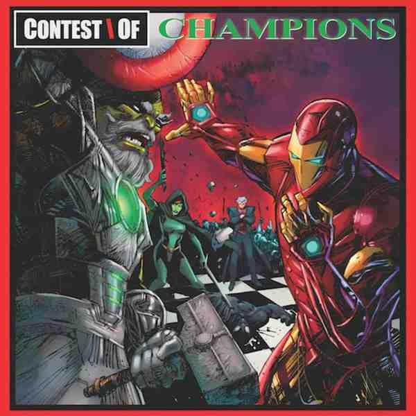 Liquid Swords: Marvel Edition by GZA