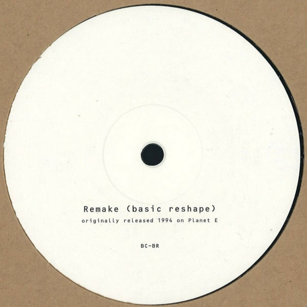 Basic Reshape by Paperclip People / Basic Channel