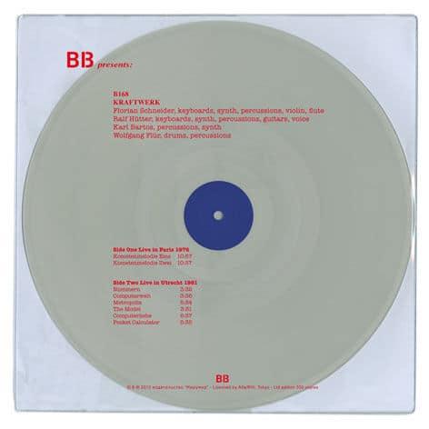 Live by Kraftwerk