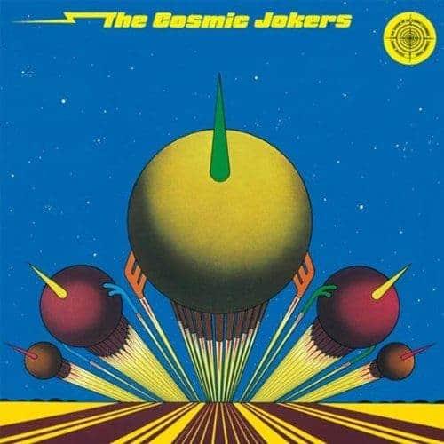 The Cosmic Jokers by The Cosmic Jokers