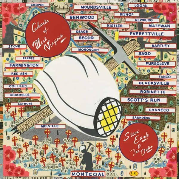 Ghosts of West Virginia by Steve Earle & The Dukes