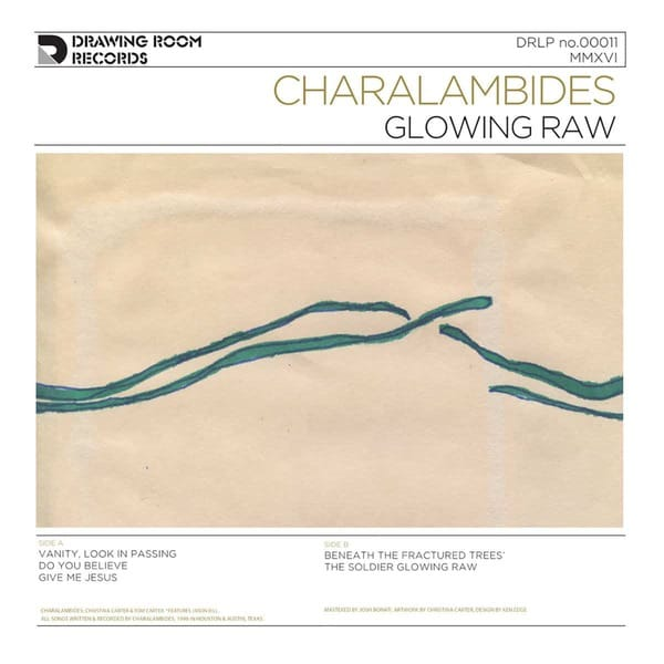 Glowing Raw by Charalambides
