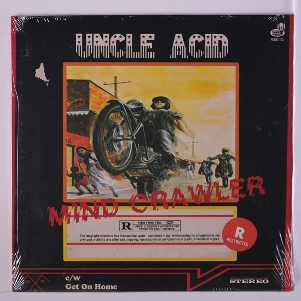 Mind Crawler by Uncle Acid & The Deadbeats