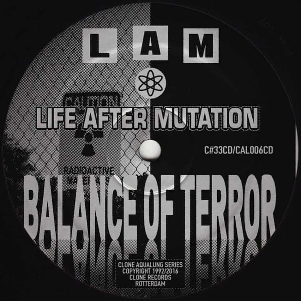 Balance of Terror by L.A.M.