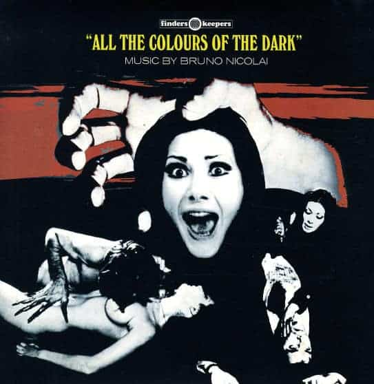 All The Colors Of The Dark (Tutti i colori del buio) OST by Bruno Nicolai