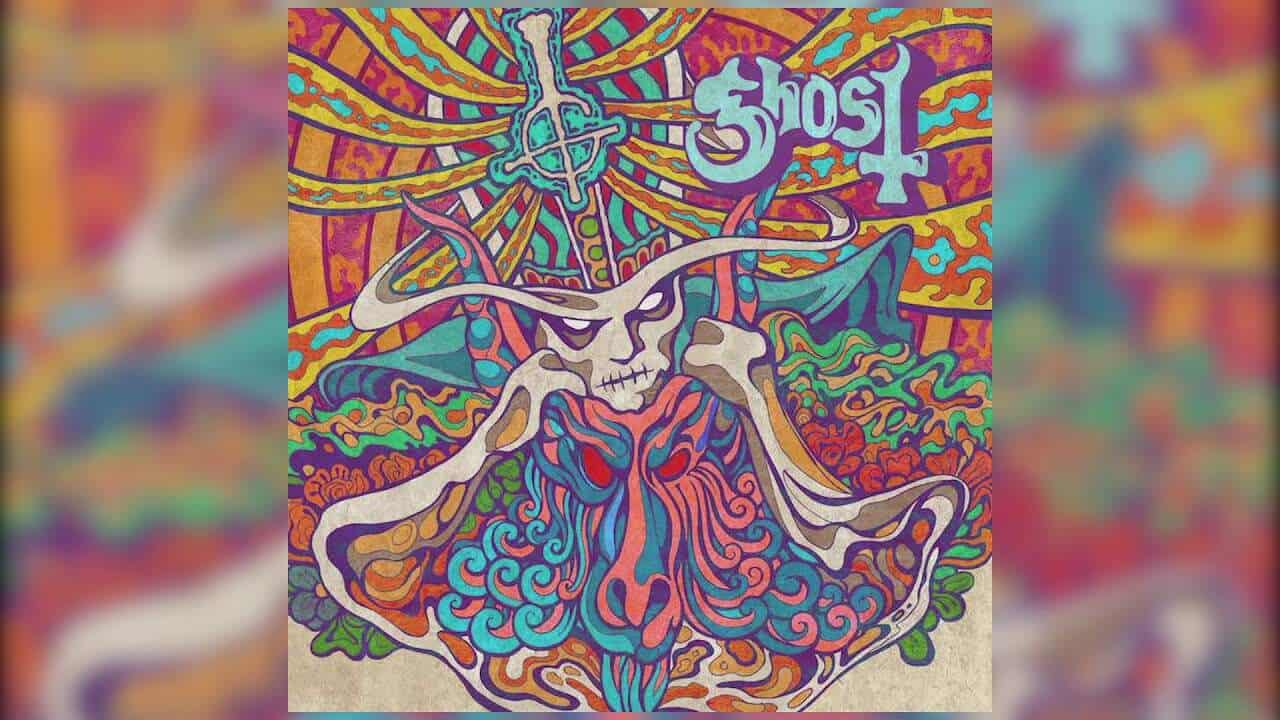 Kiss The Go-Goat / Mary On A Cross by Ghost
