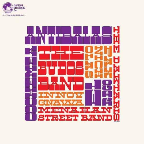 Rhythm Showcase Vol. 1 by Various