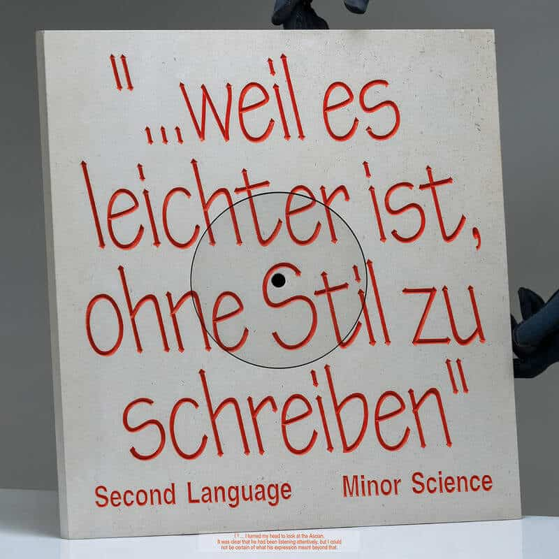 Second Language by Minor Science