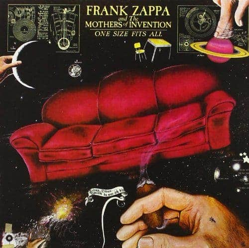 One Size Fits All by Frank Zappa and The Mothers of Invention