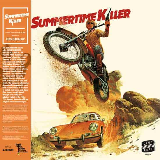 Summertime Killer (Original Soundtrack) by Louis Bacalov