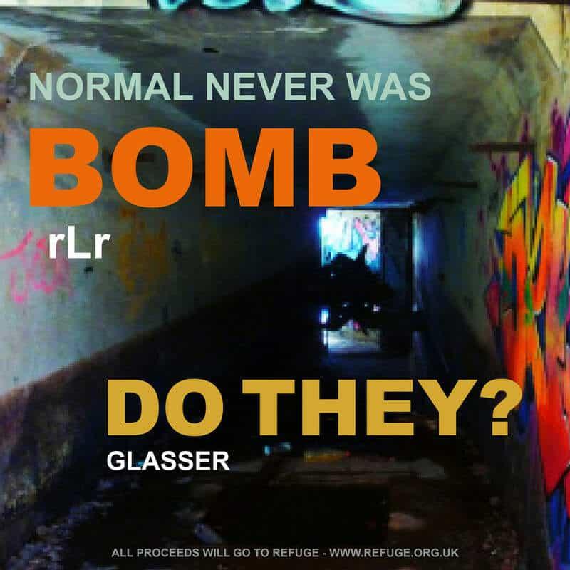 Crass - Normal Never Was (rLr / Glasser Remixes)