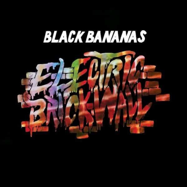 Electric Brick Wall by Black Bananas