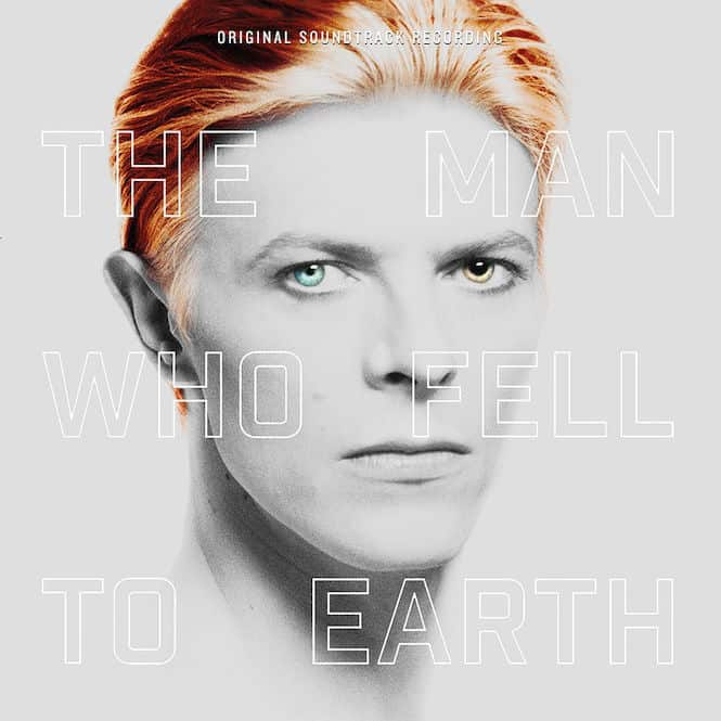 The Man Who Fell To Earth: Original Soundtrack by Various