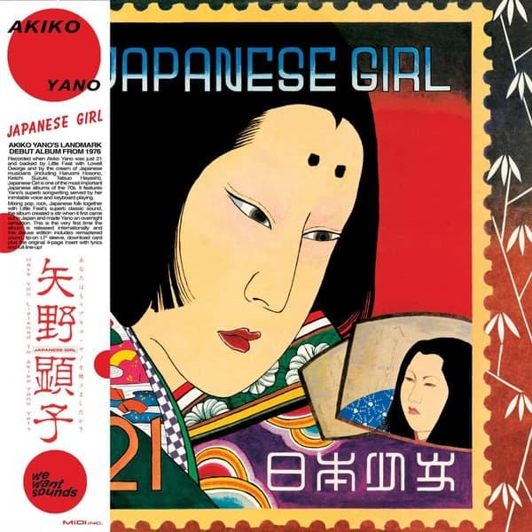 14. Akiko Yano - Japanese Girl