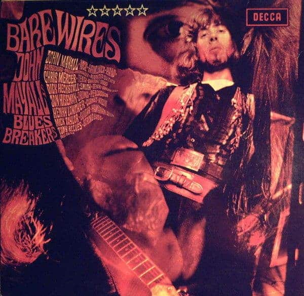 Bare Wires by John Mayall's Bluesbreakers