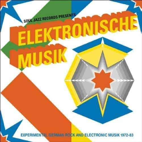 Various - Deutsche Elektronische Musik: Experimental German Rock and Electronic Musik 1972-83