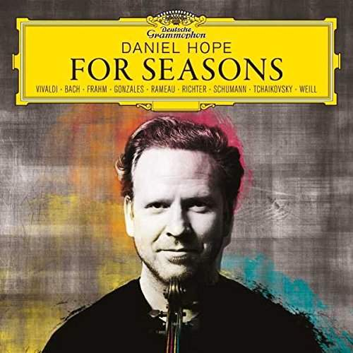 For Seasons by Daniel Hope