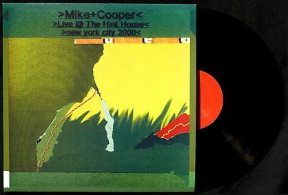 Live @ The Hint House NY City by Mike Cooper