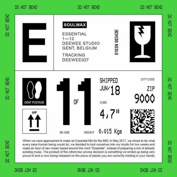 Essential by Soulwax