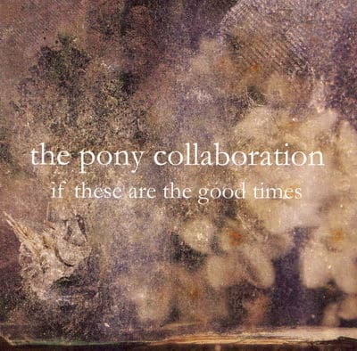 If These Are The Good Times by The Pony Collaboration