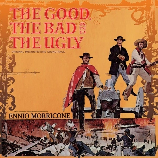 A Fistful of Dollars / The Good The Bad & The Ugly