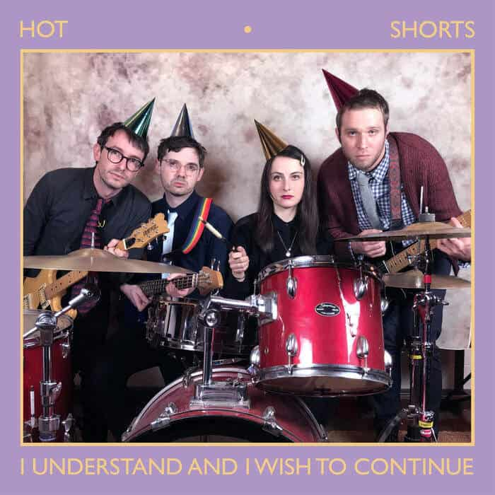 I Understand And I Wish To Continue by Hot Shorts