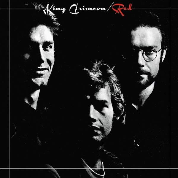 Red (remix) by King Crimson