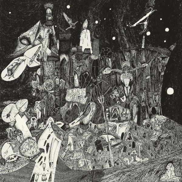 Death Church by Rudimentary Peni