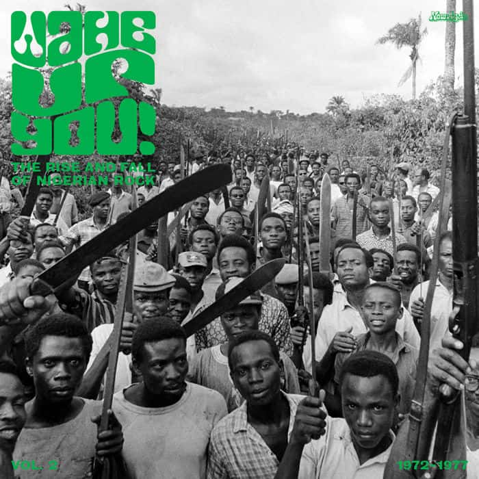 Wake Up You! Vol. 2 - The Rise & Fall of Nigerian Rock Music (1972-1977) by Various