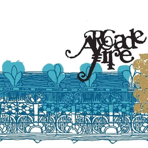 Arcade Fire by Arcade Fire