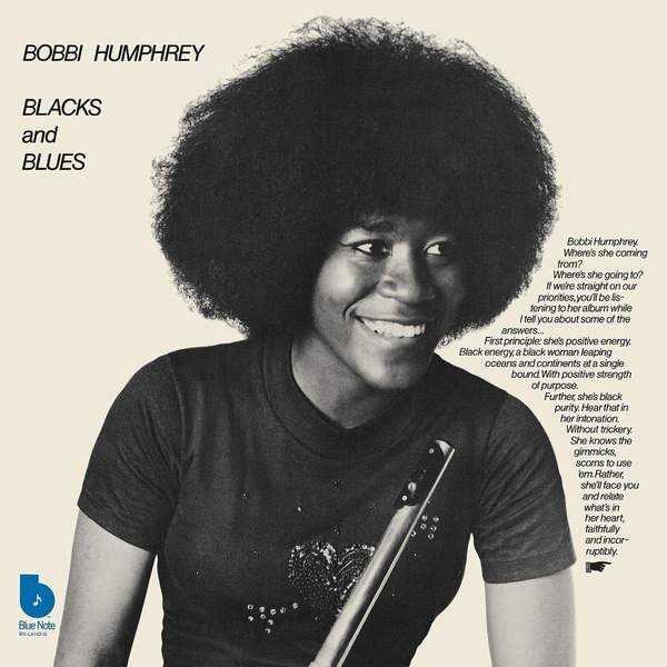Blacks and Blues by Bobbi Humphrey